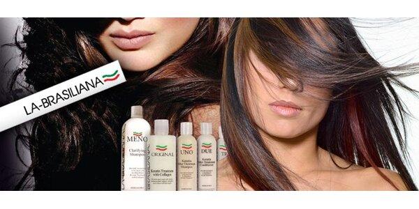 Len 8 Eur za okamžitú regeneráciu vlasov s keratínom!