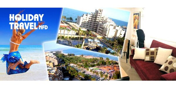 Leto plné slnka na španielskej pláži len za 499 Eur pre 4 - 6 osôb!