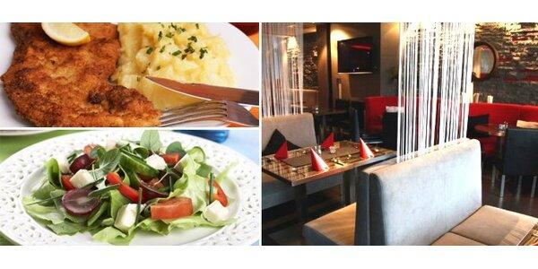 Len 9,90 Eur za akékoľvek v reštaurácii Chillout v Bratislave!