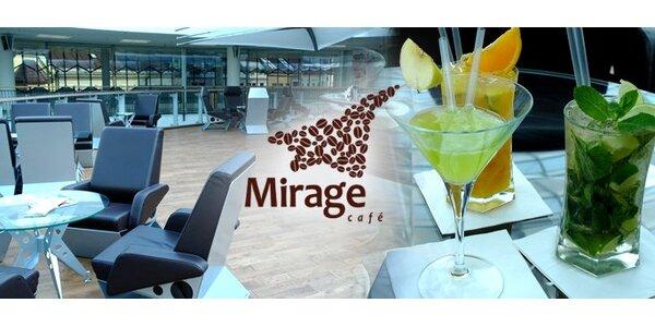 Len 1,99 Eur za miešaný drink podľa vlastného výberu v Mirage Café!