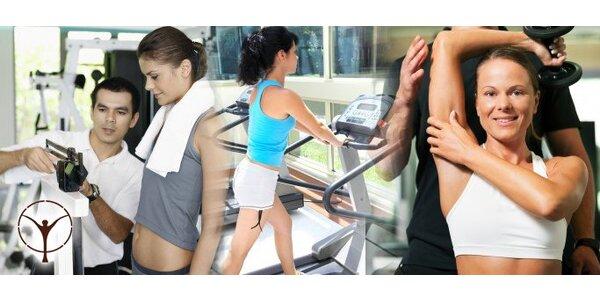 9 Eur za 4 vstupy do ženského fitness centra SANfitness!
