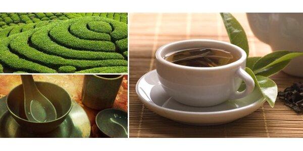 1,17€ za čaj z jarného zberu v čajovni CHAY ROOM