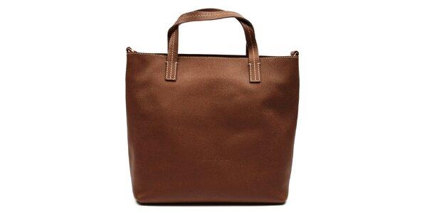 Dámska hnedá veľká kabelka Acosta