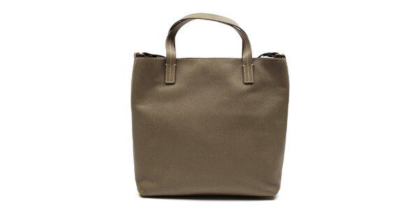 Dámska kožená kabelka s ramenným popruhom Acosta
