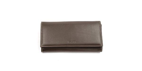 Dámska čokoládovo hnedá peňaženka Acosta