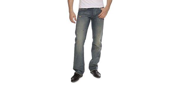 Pánske modré džínsy Ralph Lauren