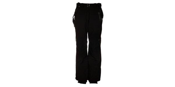 Dámske čierne lyžiarske nohavice Trimm Elli