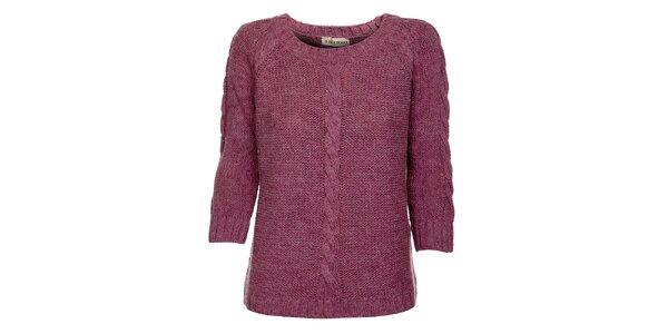 Dámsky ružový sveter Bleifrei
