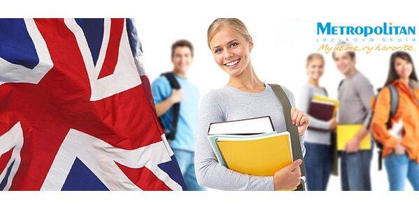Naučte sa anglicky rýchlo a lacno! Kurzy anglického jazyka za polovičnú cenu