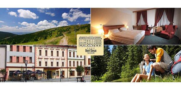 3-dňový pobyt pre 2 osoby s polpenziou v Hoteli Slovan****