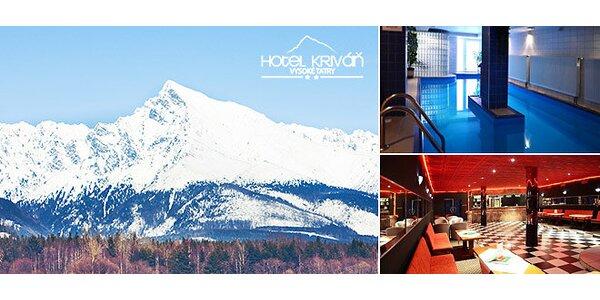 SKI & relax & wellness vo Vysokých Tatrách