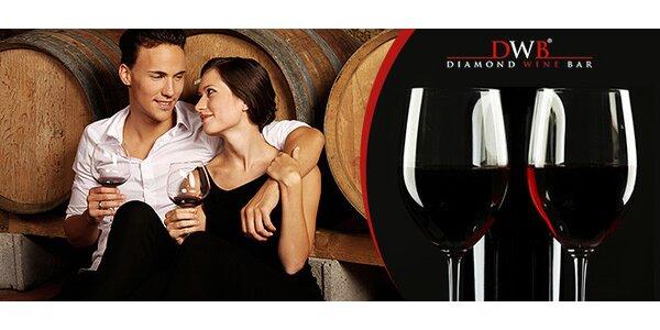 Ochutnávka vín pri Dunaji pre 2 osoby