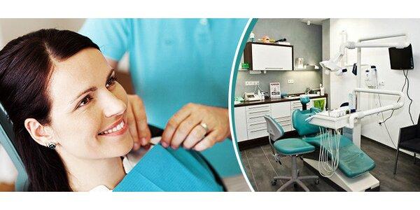 Dentálna hygiena a pieskovanie