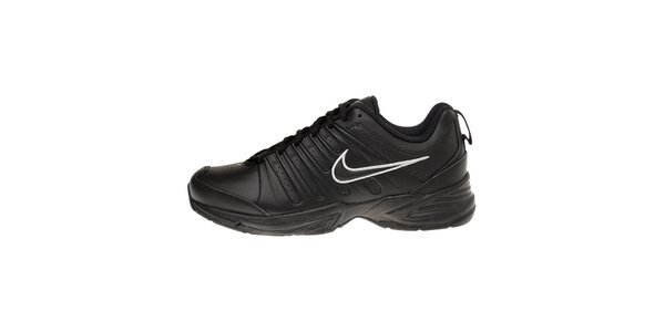 Pánske čierne tréningové topánky Nike T-Lite X