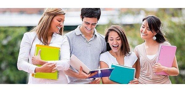 4 týždňový jazykový kurz v jazykovej škole PLUS Academia