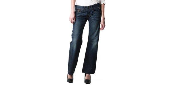 Dámske indigové džínsy Replay