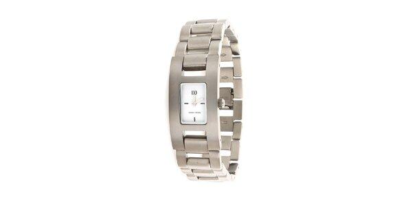 Dámske oceľové hodinky Danish Design