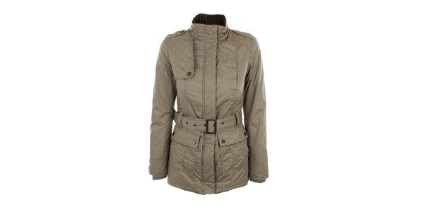 Dámsky béžový kabát Company&Co