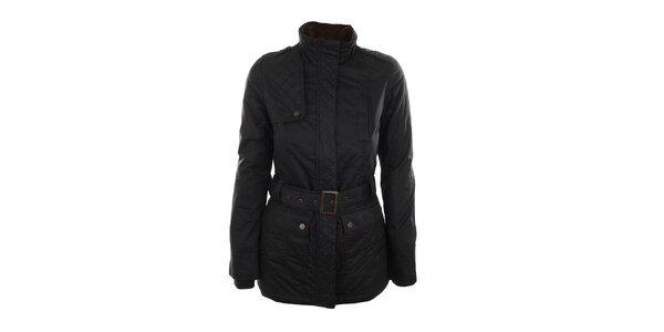 Dámsky tmavo modrý kabát Company&Co
