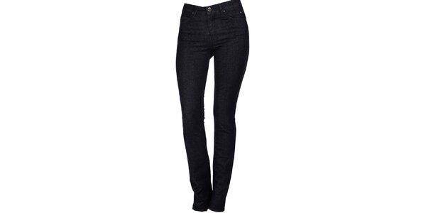 Dámske indigové slim džínsy Ruby London