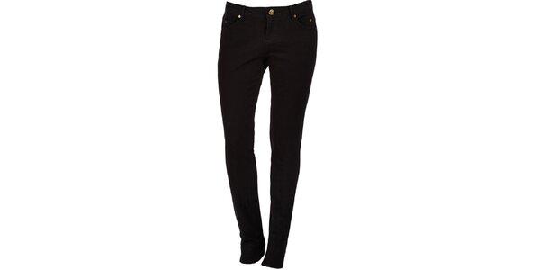 Dámske čierne super-skinny džínsy Ruby London