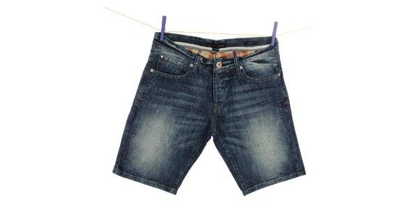 Pánske džínsové kraťasy Fuga