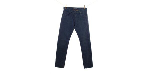 Pánske kráľovsky modré džínsy Fuga