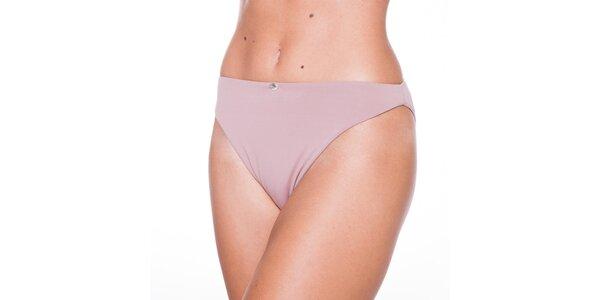 Dámske hnedo-ružové nohavičky Wonderbra