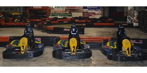 Fibo Karting - motokáry