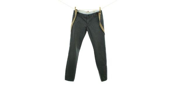 Dámske džínsy s trakmi Fuga