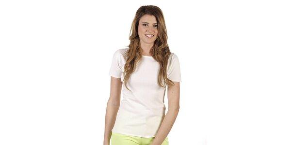 Dámske biele tričko Ada Gatti