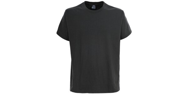 Pánske čierne tričko Trespass