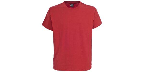 Pánske červené tričko Trespass