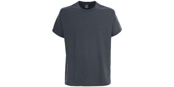 Pánske šedé tričko Trespass