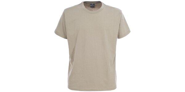 Pánske béžové tričko Trespass
