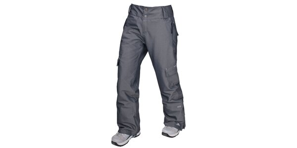 Dámske šedé lyžiarske nohavice Trespass