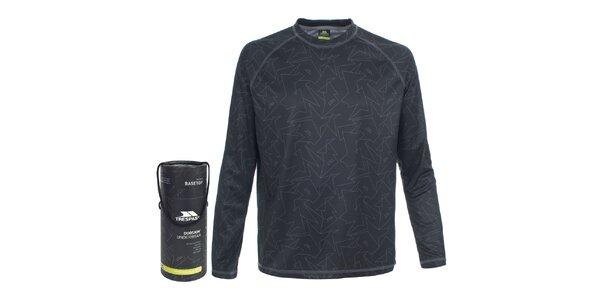 Pánsky spodné termo tričko s dlhým rukávom Trespass
