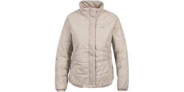 Dámska béžová zimná bunda Trespass
