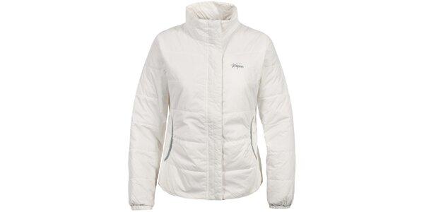 Dámska krémovo biela zimná bunda Trespass