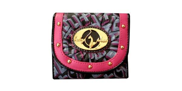 Dámska farebná peňaženka Baby Phat
