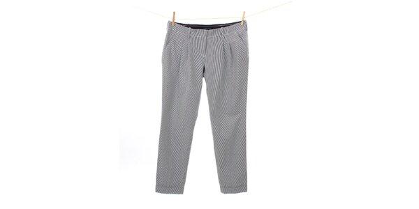 Dámske pruhované nohavice Tommy Hilfiger