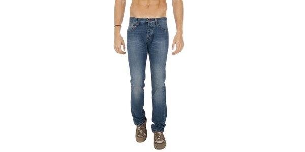 Pánske svetlo modré džínsy Tommy Hilfiger