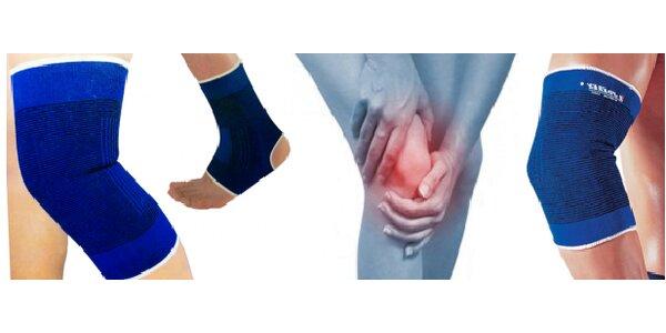 Spevňujúce bandáže - na kolená, členky a lakte (6 ks).