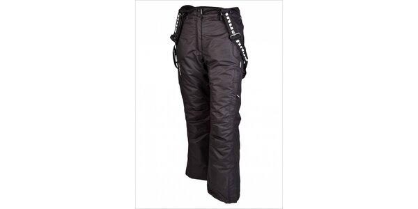 Dámske čierne lyžiarske nohavice Envy