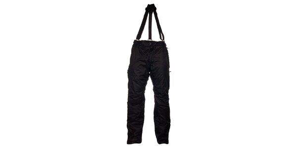 Pánske čierne lyžiarske nohavice Envy - predĺžená dĺžka