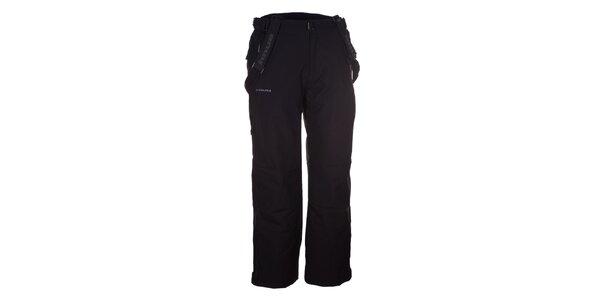 Pánske čierne zimné nohavice Envy
