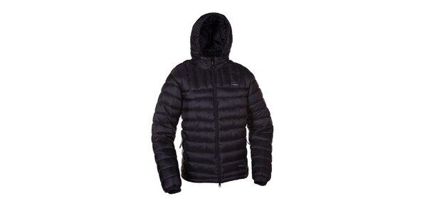 Pánska čierna zateplená bunda Envy