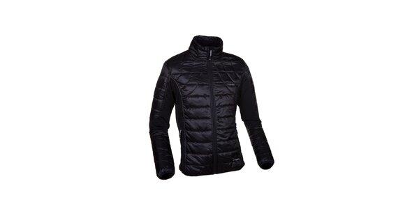 Pánska čierna ľahko zateplená bunda Envy