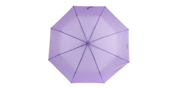 Dámsky fialový vystreľovací dáždnik Ferré Milano