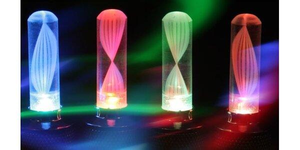 LED svetlo na koleso